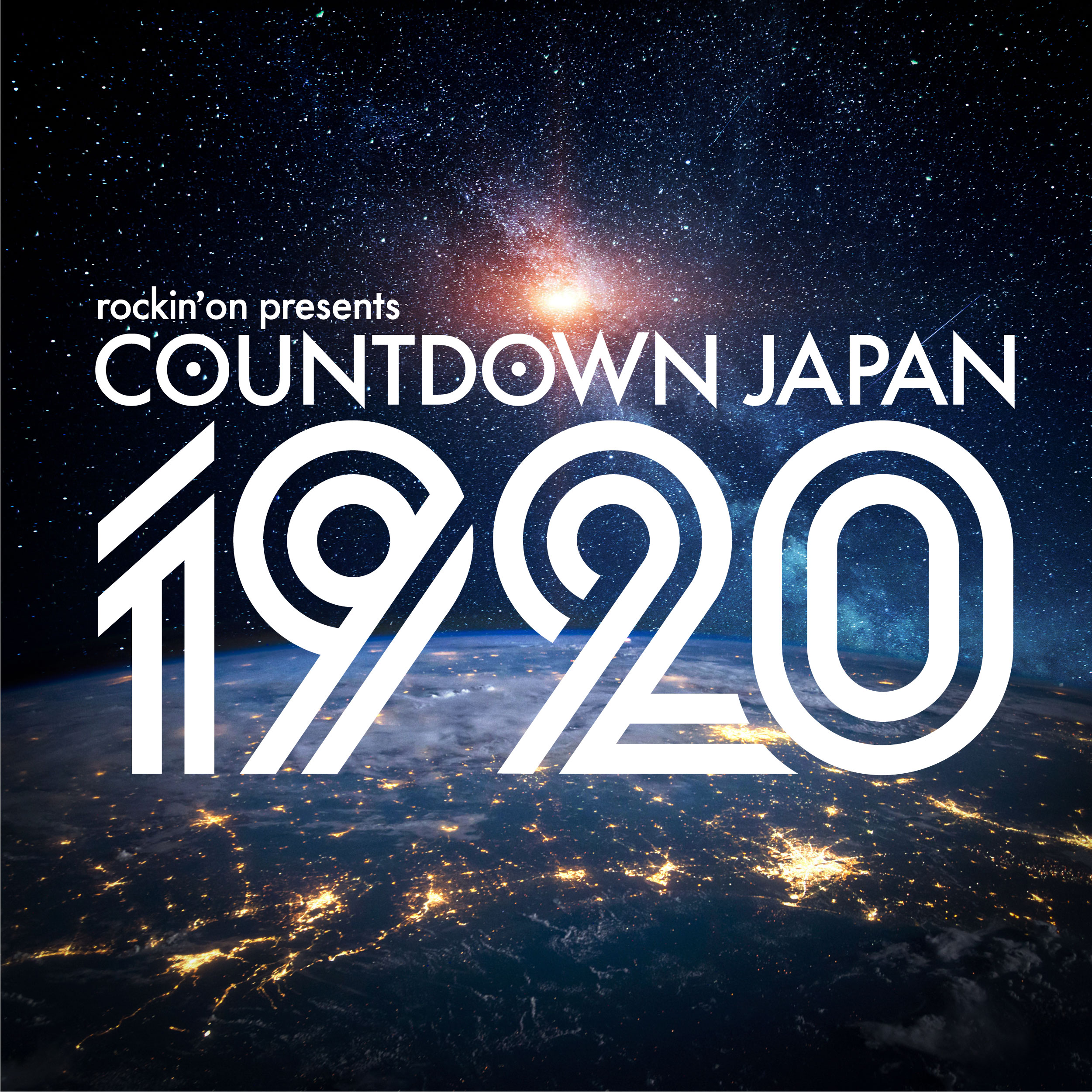 rockin' on presents COUNTDOWN JAPAN 19/20